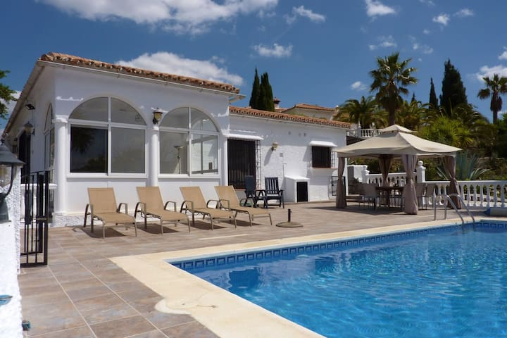 Luxury Villa with Private Pool in Almogía Andalusia