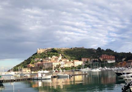 Splendido monolocale sul porto - Porto Ercole - Lyxvåning