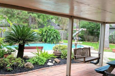 4 bedroom with pool Houston area - 斯普林(Spring)