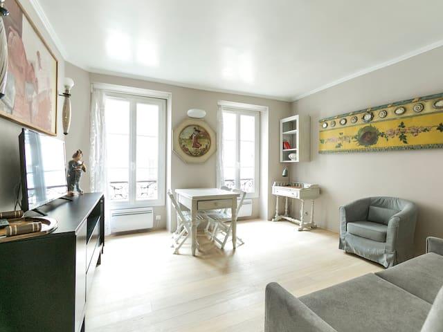 Lovely 1bdr in XV arrondissement 2917