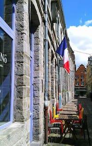 Logement 2 personnes au coeur du Vieux Lille - Lille - Apartment
