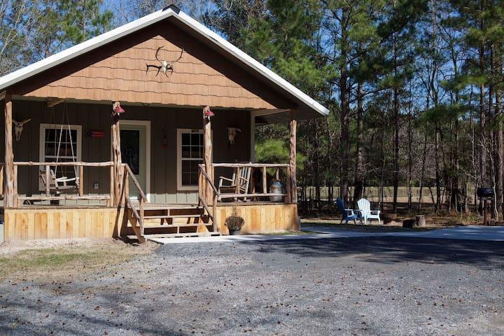 Broken Wire Cabin Orange, Texas