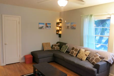 Beautiful Home in NW Portland next to Downtown! - Portland - Apartment