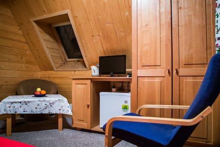 Pokój 2 osobowy  na poddaszu - Zakopane - Villa