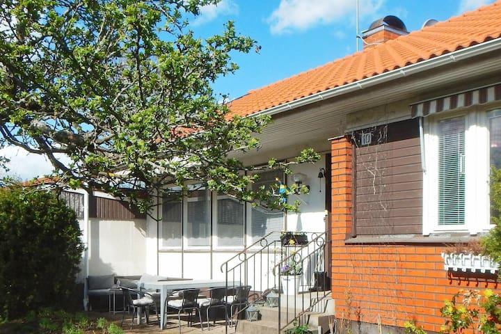 6 persoons vakantie huis in MARIANNELUND