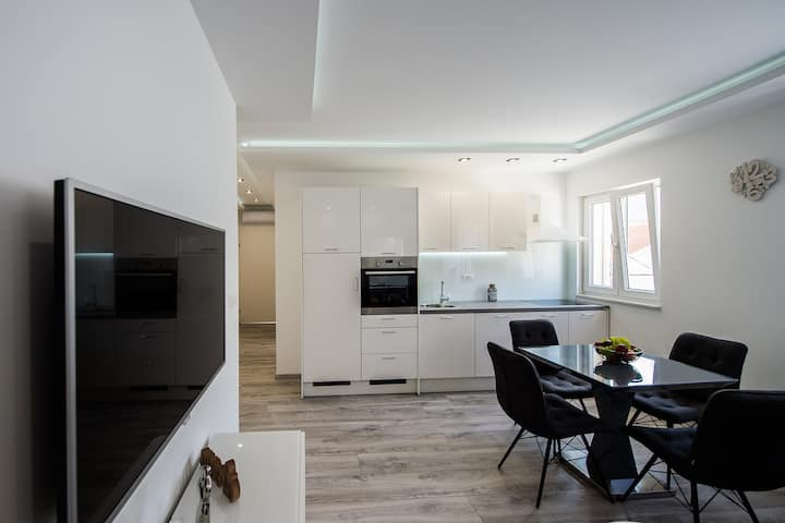 Deluxe apartments Praetorium 1