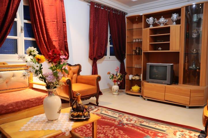 Villa Zohra-Soliman-Appart S+2 quartier calme #3