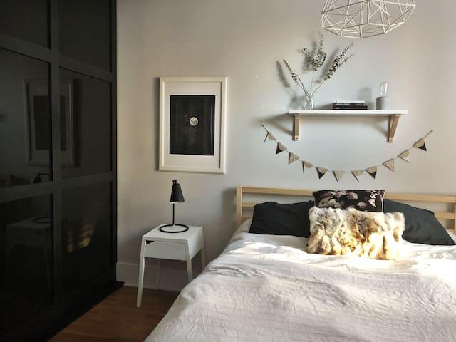 Magnifique appartement au coeur du Vieux-Limoilou!