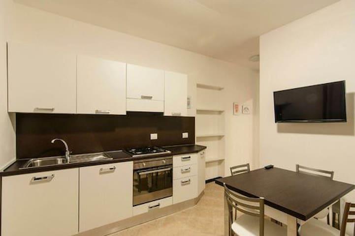Casa Vacanze Appartamento Arezzo - Pieve al Toppo - Departamento