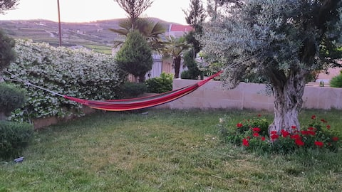 Guesthouse 100m² with Garden 400m² (zahle)