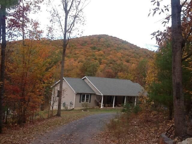 Peaceful Mountain Home2 in Luray - Luray - บ้าน