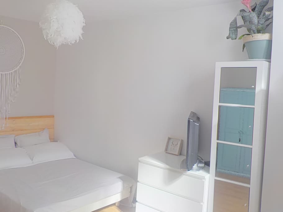 Chambre cosy avec sdb priv e quartier saint michel for Appartement bordeaux st michel