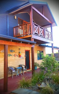 The Blue Paddock Beach House