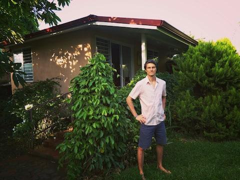 Tahiti Garden Bungalow - Mahina, Point Venus