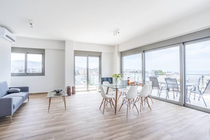 Alimos Brand New Apartment E1- Close to the sea (ALI150)