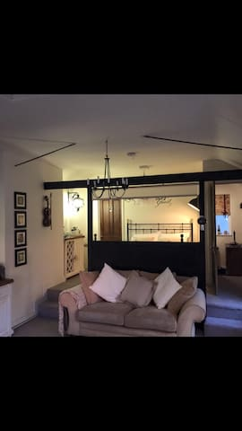 The Lounge at Timberland, luxury for adults - Timberland - Guest suite