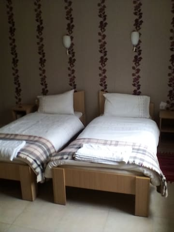 Ladina guest house in mineral spa area
