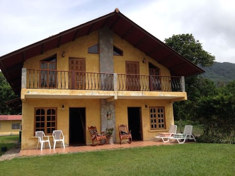 Casa campo Sitios turísticos o de interés