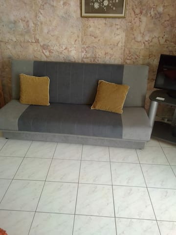 Brand new two seater sofa bed
