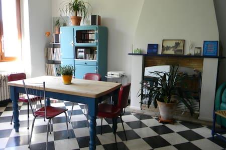 Appartement 135 m² calme, ensoleillé et spacieux