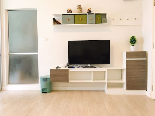 New D Congo Sign Apartment next to Shopping Mall - Chiang Mai - Daire