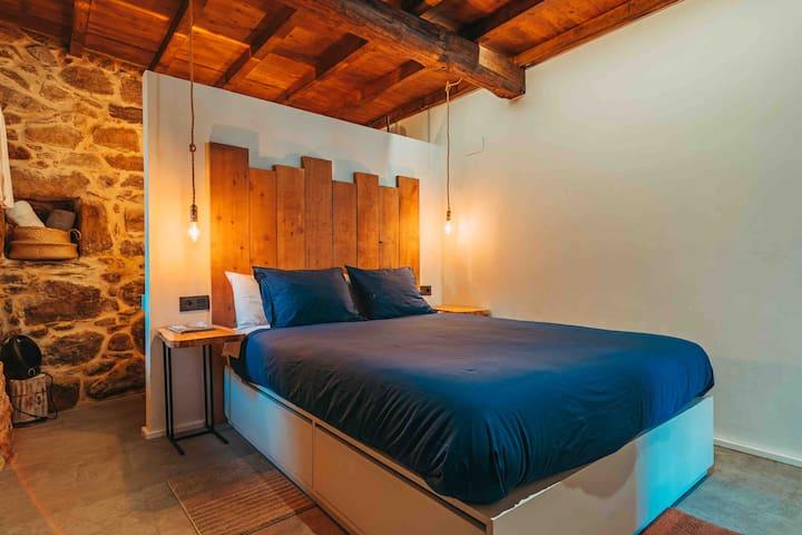 Habitación principal (cama de 150x2)