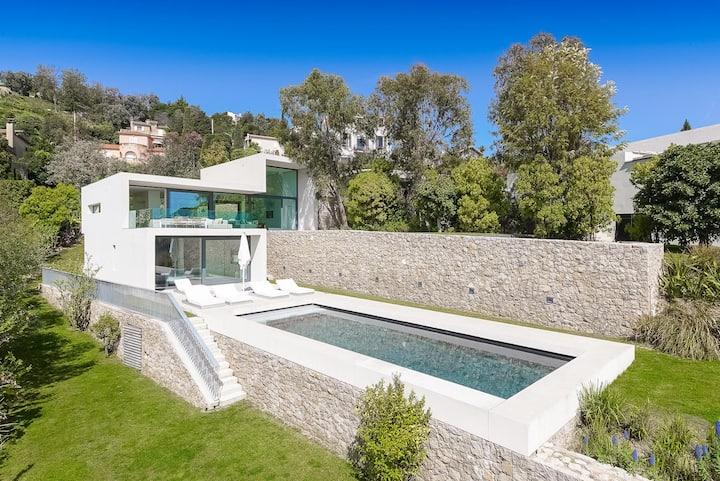 Villa Design Cannes