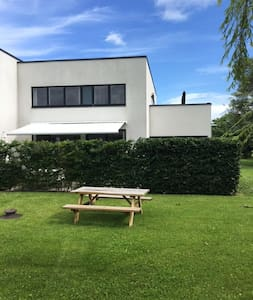 Modern house - perfect location close to Aarhus - Mårslet - Talo