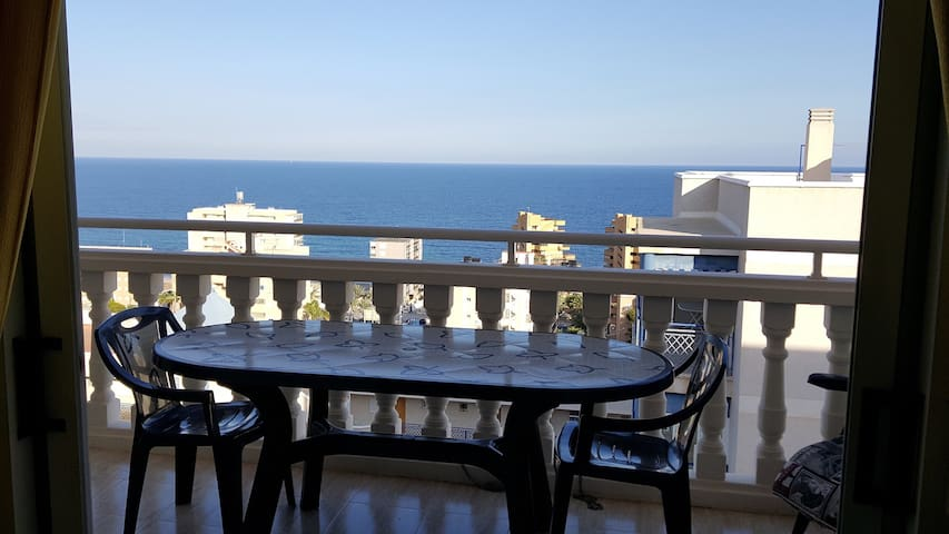 Apartamento con muy buenas vistas. - Los Arenales del Sol - Apartment