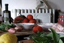 Cooking class @Forestaria farm