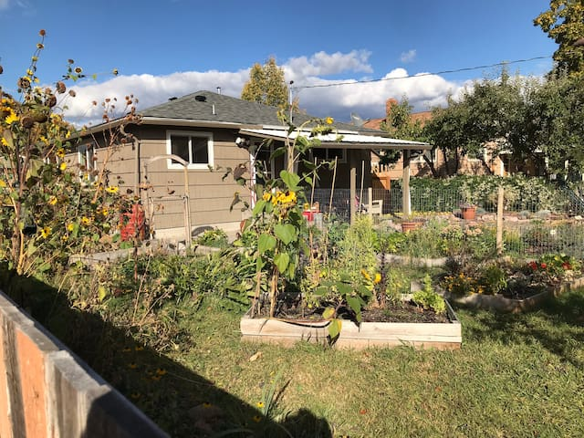 Spacious and Charming Two BR in Heart of Missoula