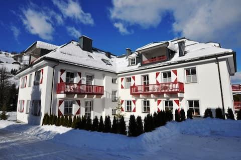Kitz Residenz Top 9 - een gezellige woning voor gezinnen!