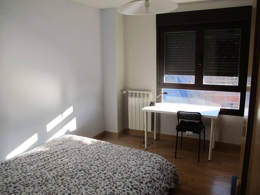 Habitacion cama 1.60cm