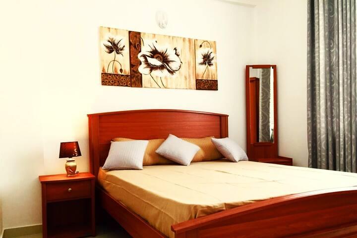Semi Luxury Apartment House