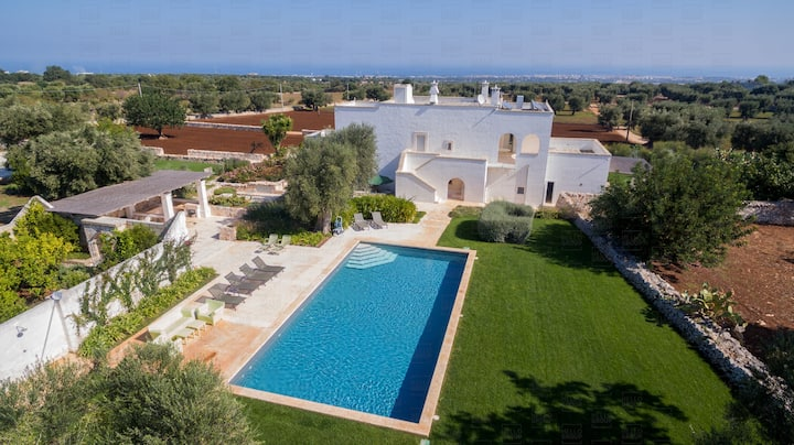 HelloApulia Roseto: Holiday Apartments in Luxury Masseria