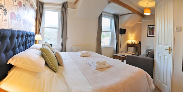 Grassmoor 4 - Centrally located 4* B&B in Keswick