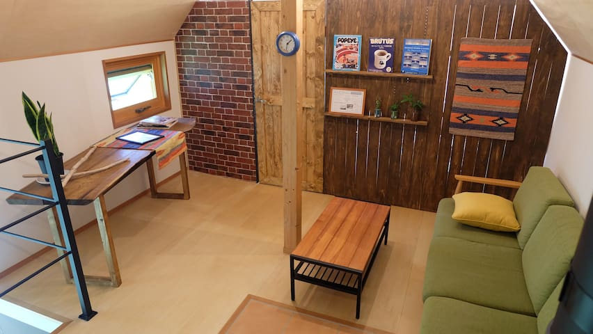 Close to Onuma park 2 private room for 4, 5 people