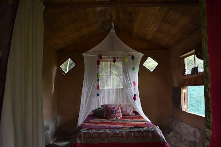 Boho Shepherds Hut