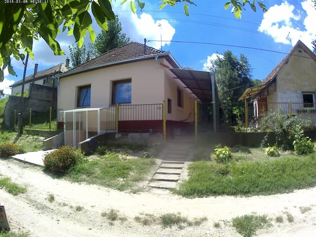 Silence in a beutiful village near to forest - Tiszaalpár - Apartment