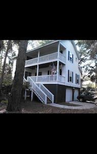 3 bd/2 ba Private Island retreat! - Fripp Island - Haus