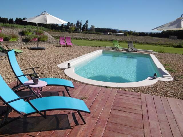 Villa neuve 200m2 piscine 8 ps St Rémy De Provence - Châteaurenard - Villa