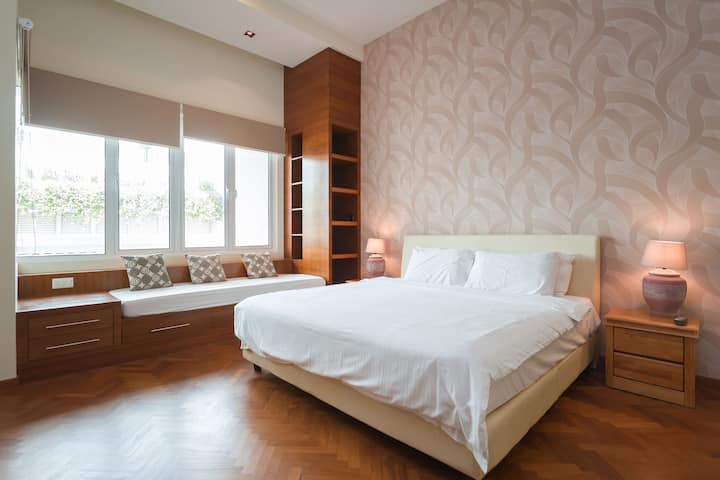 Home-Suites – Wonderful Suite, Penang