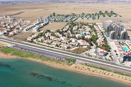 Northern Cyprus. (Трикомо, Искеле, Фамагуста)