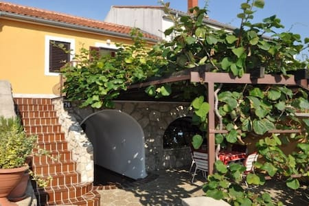 Village holiday home Bozica for 6 persons - Risika