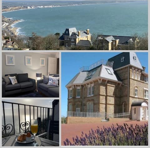 2 Bed Apartment The Priory - Panoramic Sea View