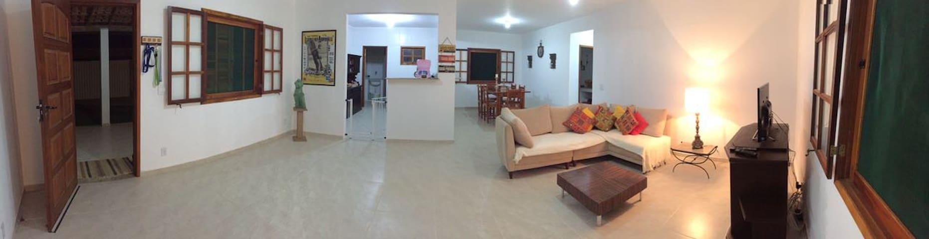 Casa em Repouso de Itaúna - Saquarema - Saquarema - Talo
