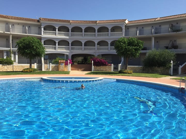 Apartments with swimming pool. Ref. Nerea A-24