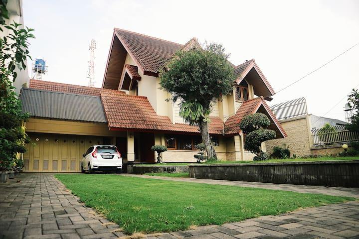 Villa de Nature
