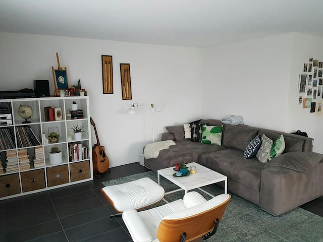 Perfect cozy flat in Oftringen