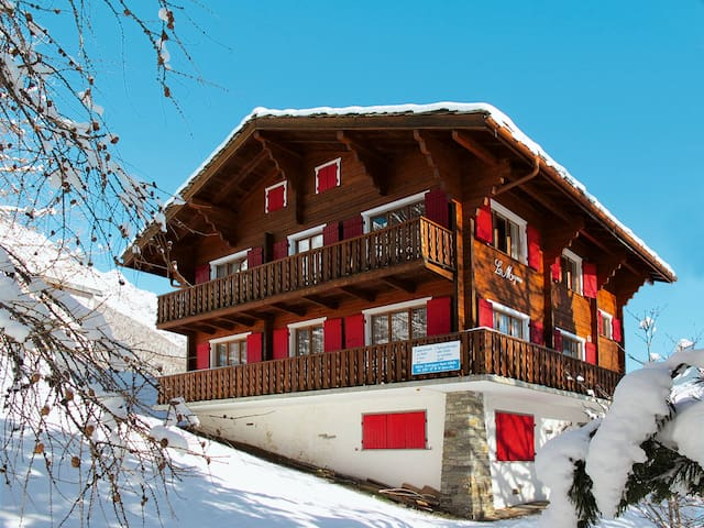 156 m² Apartment  in Saas-Fee